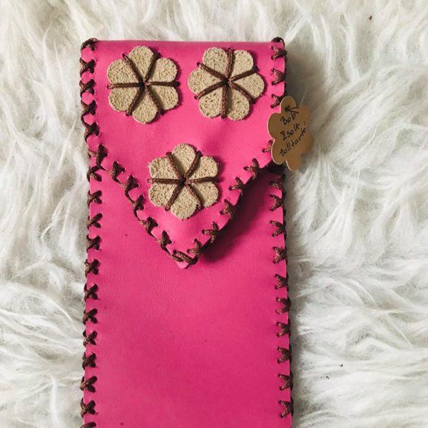 tolltartó rózsaszín