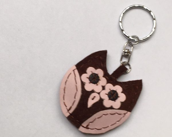 bagoly lila-rózsaszín