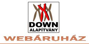Down Alapítvány webáruháza